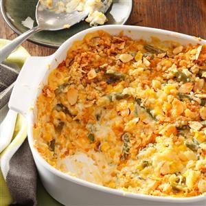 Company Vegetable Casserole Recipe