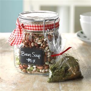 Confetti Bean Soup Mix Recipe