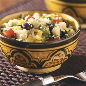Confetti Couscous Salad Recipe
