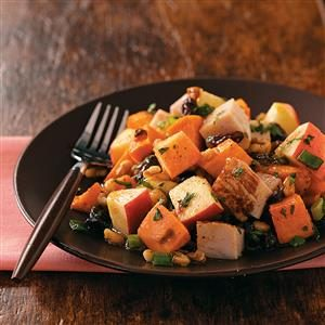 Contest-Winning Fall Harvest Salad Recipe