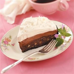 Contest-Winning Mud Pie Recipe