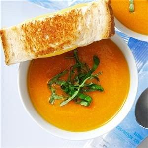 Contest-Winning Roasted Tomato Soup Recipe