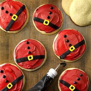 Cookies and Cream Stuffed Santa Bellies Recipe
