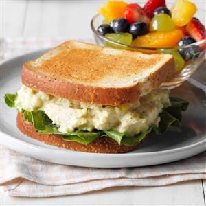 Copycat Chicken Salad Recipe