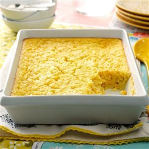 Watch Us Make: Corn Pudding