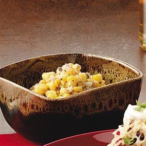 Corn with Herbs Recipe