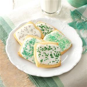 Cornmeal Lime Cookies Recipe