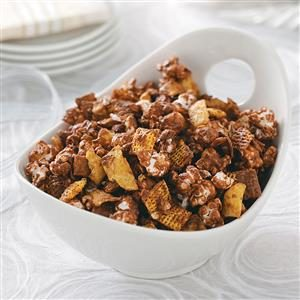 Corny Chocolate Crunch Recipe