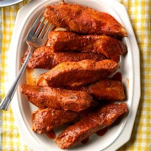 Country-Style Barbecue Ribs Recipe
