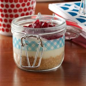 Cran-Orange Pie in a Jar Recipe