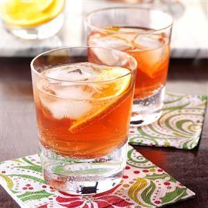 Cranberry Bourbon Recipe