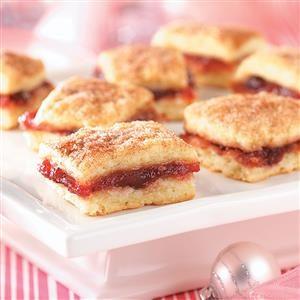 Cranberry Cobblescones Recipe