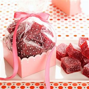 Cranberry Gumdrops Recipe
