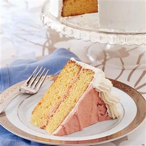 Cranberry Orange Cake Recipe
