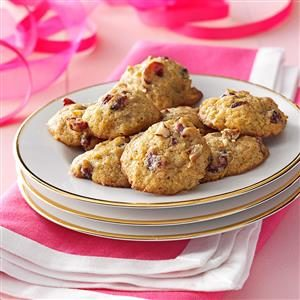 Cranberry Persimmon Cookies Recipe