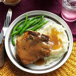 Cranberry Pork Chops Recipe