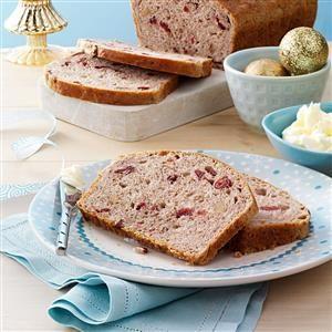 Cranberry-Walnut Toasting Bread Recipe