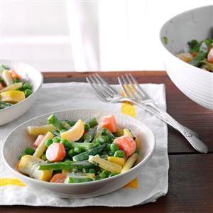 Cream-of-the-Crop Veggies Recipe