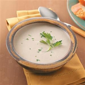 Cream of Walnut Soup Recipe