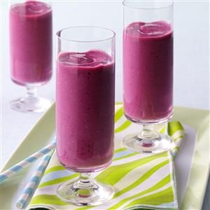 Creamy Berry Smoothies Recipe