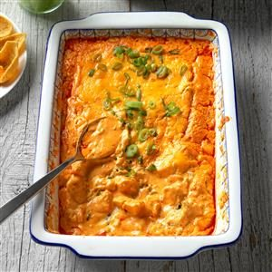 Creamy Buffalo Chicken Dip Recipe