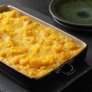 Creamy Butternut Squash Casserole Recipe