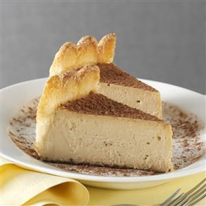 Creamy Tiramisu Cheesecake Recipe