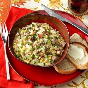 Creamy Vegetable Rice Recipe