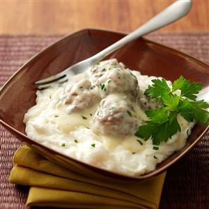 Creamy Veggie Meatballs Recipe