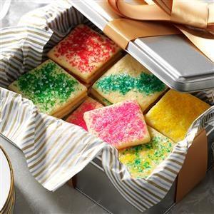 Crisp Butter Cookies Recipe