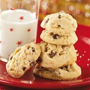 Crisp Chocolate Chip Cookies Recipe