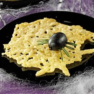 Crispy Spiderwebs Recipe