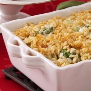 Crunchy Broccoli Bake Recipe
