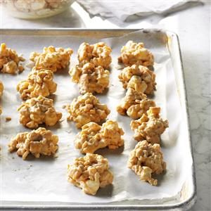 Crunchy Candy Clusters Recipe