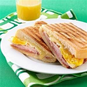 Cuban Breakfast Sandwiches Recipe