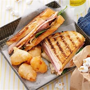Cuban Panini Recipe