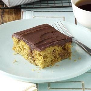Cuppa Joe Caramel Cake Recipe