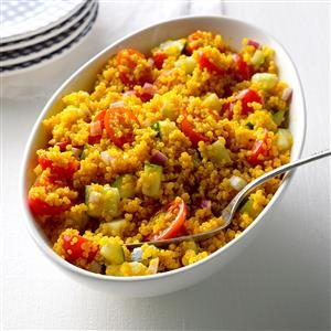 Curried Quinoa Salad Recipe