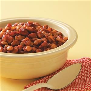 Dad's Baked Beans Recipe