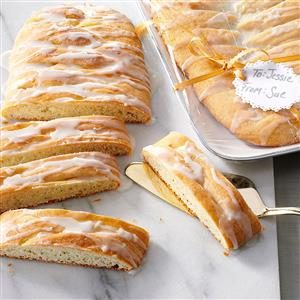 Danish Coffee Cakes Recipe