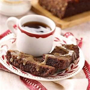 Date Pudding Cake Loaf Recipe