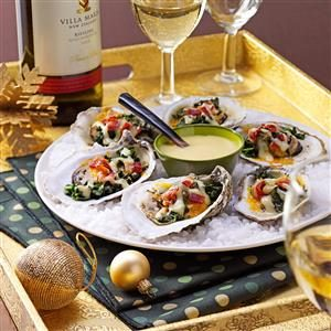 Deb's Oysters Rockefeller Recipe