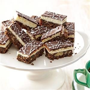 Decadent Nanaimo Bars