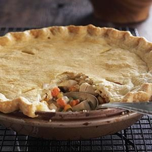 Deep-Dish Chicken Pot-Pie Recipe