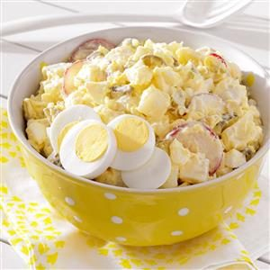 Deli-Style Potato Salad Recipe