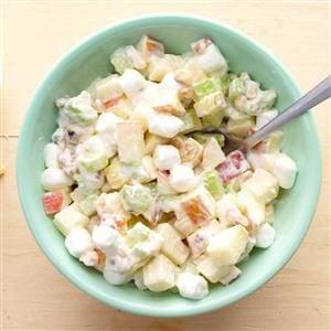 Delicious Apple Salad Recipe