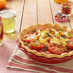 Delicious Tomato Pie Recipe