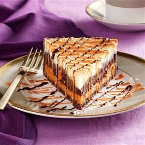 Deluxe Chip Cheesecake Recipe