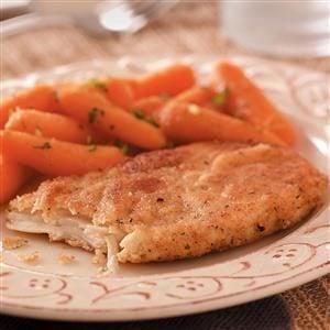 Dijon Crumb Chicken Recipe