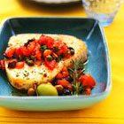 Caper and Tomato Cod Recipe